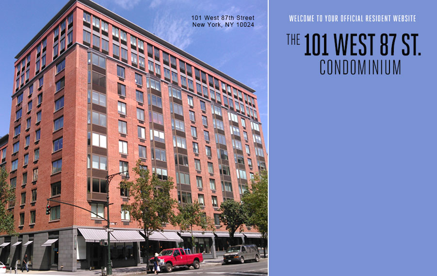The 101 West 87th St Condominium